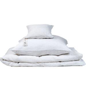 Leinen-Bettwäsche