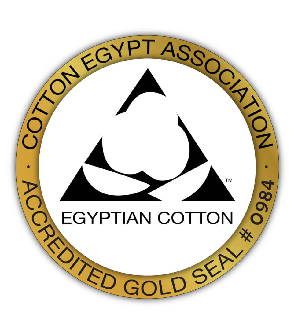 Egyptian Cotton Gold Seal