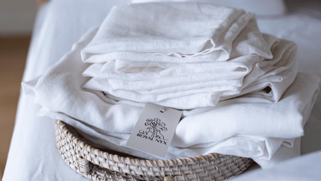 Baumwolle und Leinen Royal Nyx Bettwäsche Home-Textiles